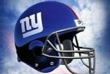New York Giants / Homage to Our Legendary New York Giants / by Middletown Honda
