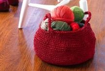 Bags & Bowls / Home made bags and bowls / by Myrna Kelley