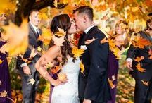 Fall Wedding Inspiration / by Serena Adkins