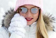 Winter Fashion / by Serena Adkins