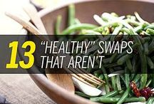 Healthy Swaps / Eat this not that! Recipe and snack swaps that allow you to enjoy your favorite food guilt-free for weight loss. We've rounded up the best food swaps including zero calorie foods, clean eating recipes, skinny meals, healthy desserts, food swaps, and craving substitutions.