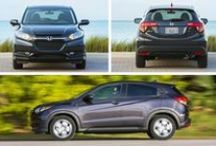 Honda HR-V / Honda's compact SUV, loaded with versatility and wrapped in a savvy urban design!  / by Middletown Honda
