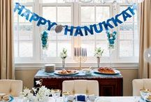 Hanukkah Holiday Party / by Serena Adkins