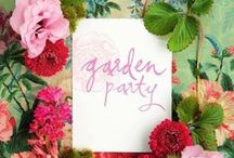 Garden Party / by Serena Adkins