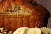 Bananas (Recipes) / How to utilize those very speckled ripe bananas instead of tossing them out. / by Yolanda Iding