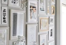 Gallery Walls / All about Gallery Walls