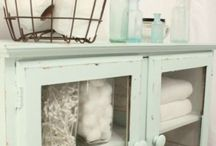 Storage and Organization / Beautiful Organized Storage for the Home