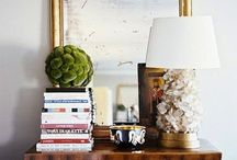 Styling / All about styling the top of a table, console, or dresser