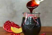 Λικερ, γλυκα του κουταλιου και μαρμελαδες /  Jams,