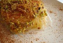 Γλυκος γαστρονομος, σιροπιαστα  / sweet gastronomy / γλυκα με σιροπι / sweet with syrop