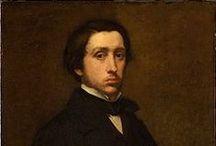 Edgar degas impressionist