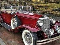Cars a bygone era / Αυτοκινητα μιας αλλης εποχης / Απο το ετος 1892 - 1935 / From the year 1896-1935