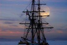 Sailing vessel / Ιστιφορα