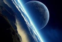 Inspirujących wszechświat / by Hevel Cava ♚♌