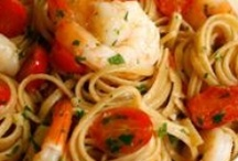 Pasta Dishes / by Kathy Renault