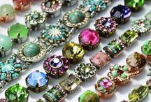 Jewelry / Fabulous pieces by Ayala Bar, Mariana, Rocki Gorman, J. McGrigg, Teresa Goodall, Dian Malouf, and many more.