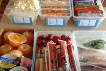 Snack Ideas and School ideas / by christine Zawislak
