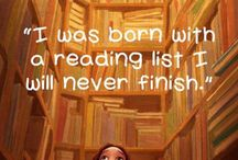 Books Books and Books / by christine Zawislak
