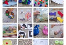 Kid ideas / Diy toys, activity and craft ideas