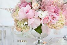 Joli centre de table / Agence Carré Rouge, wedding planner & designer, Biarritz
