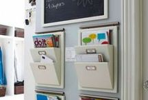Organizing and Storing
