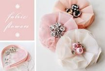 DIY Brooch, Pin and Bow