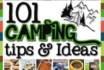 Camping fun / Fun ideas, recipes and camping tips