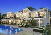 Beachside/country Homes / Beachside Home Styles