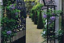Gate Entry ways