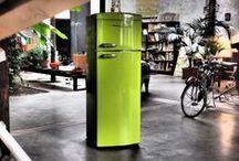 Frigo Retrò / La collezione frigoriferi Bompani Retrò