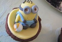 Cupcakes Minions /