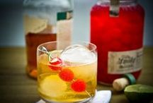 Drink Recipes / Follow MC's Wine and Spirits in Knoxville, TN for easy to make drink recipes you can make at home.