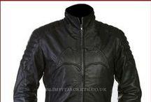 Christian Bale Batman Begins Black Motorcycle Jacket / Buy Batman Begins Christian Bale Black Motorcycle Leather Jacket from slimfitjackets.co.uk.