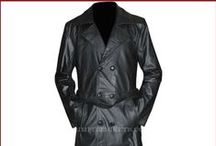 Buffy The Vampire Slayer Spike Trench Leather Coat / Buy Buffy The Vampire Slayer James Marsters (Spike) Trench Leather Coat Costume from the online store Slim Fit Jackets UK.