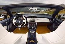 Interior Of Cars / Interior new car and popular car.