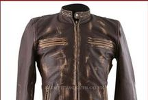 Contraband Mark Wahlberg Chris Faraday Distressed Jacket / Buy Mark Wahlberg Chris Faraday Contraband Distressed Leather Jacket from UK's Trusted online leather jacket SlimfitJackets.co.uk at affordable price.