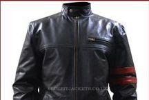 Kevin Becon Death Sentence Black Leather Jacket / Buy Death Sentence Kevin Becon (Nick Hume) Black Leather Jacket from the online leather jacket store Slimfit Jackets UK.