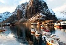 Norway - my homeland. / The Adventure Country