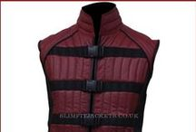 Farscape John Crichton (Ben Browder) Leather Vest / Buy John Crichton Ben Browder Farscape Leather Vest Jacket from the online leather jackets store slimfit jackets uk at affordable price with free shipment.
