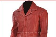Fight Club Brad Pitt Red Leather Jacket / Buy Brad Pitt Tyler Durden Fight Club Red Leather Jacket from the online leather jackets store Slim Fit Jackets UK at affordable price with free shipment.