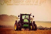 Farming/FFA / by Callie Wemple