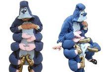 Kigurumi / most unusual kigurumis i found on the internet