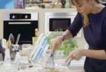 Molto Bene / Torna su Real Time la cucina pratica e originale di BENEDETTA PARODI: tante le sorprese della seconda stagione di MOLTO BENE a partire dalla presenza degli elettrodomestici Bompani!