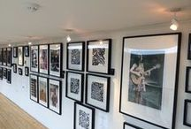 Art Exhibitions @BirnamArts / Our upstairs Mezzanine level hosts free to view art exhibitions from a wide variety of artists and organisations on a monthly basis... here is but a mere flavouring of some recent and not-so-recent exhibitions