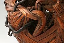 Japanese Bamboo Crafts / Exploring the richness of Japanese bamboo crafts - esp from Shizuoka