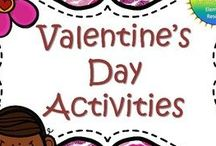 Valentine's Day / Resources, crafts and ideas for Valentine's Day in the classroom