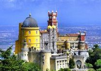 C.B. | Castles | National Pena Palace / All about National Pena Palace, Sintra, Portugal.
