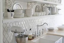 Butler pantry/shelving/drawers ideas / Hamptons/Provincial Kitchen ideas