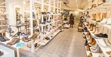 Idenza ↠ Stores / Take a look inside our Idenza stores!