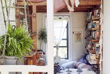 Loft Bed / Bed goals pure and simple. Yeah my flat is tiny and I need to reclaim any space possible